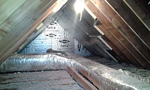 Ensuring proper insulation