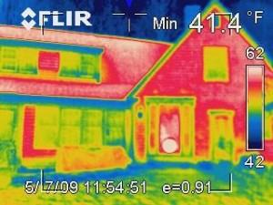 Interpreting infrared photo 3