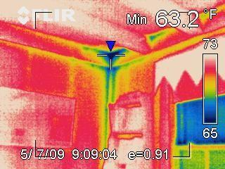 Interpreting infrared photo 4