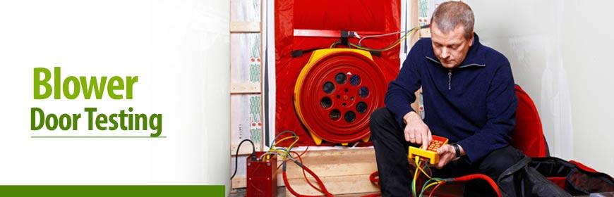 Blower Door Testing in Maryland \u0026 DC Metro Areas  sc 1 st  Green Step & Blower Door Testings in Maryland \u0026 DC Metro Areas